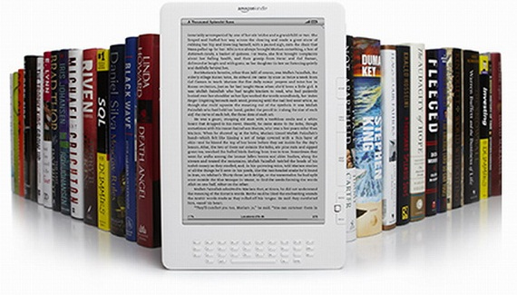 Amazon lending up to 300k e-books per month (image via VatorNews)