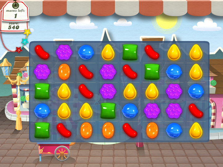 King.com launches candy-inspired game on Facebook