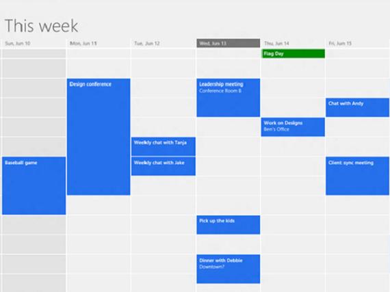 microsoft details new calendar app for windows 8 vatornews
