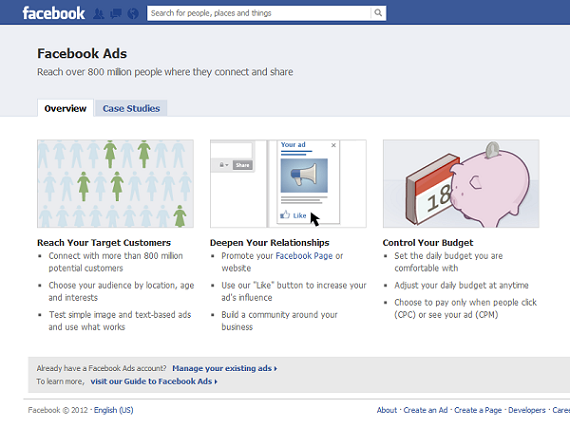how to find facebook url on mobile