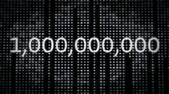 How to write 1 billion in uk