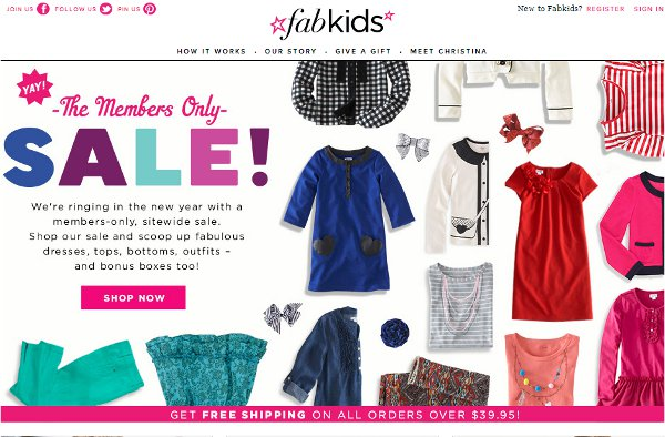 justfab acquires subscription shopping site fabkids
