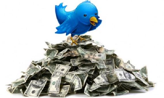 How does twitter make money 2012