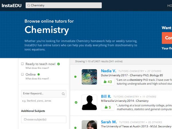 Chegg buys online tutoring service InstaEDU for $30M | VatorNews