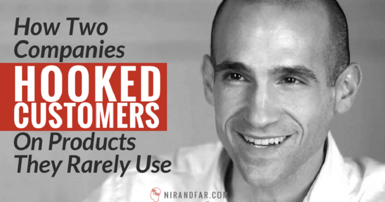 How Two Companies Hooked Customers On Products They Rarely Use