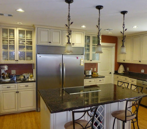 APEX KITCHEN CABINETS And GRANITE COUNTERTOPS Vator Profile - Apex kitchen cabinet and granite countertop