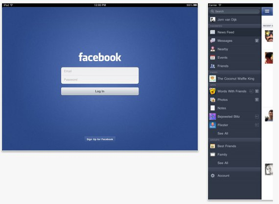 facebook mobile login iphone login screen iphone 14064