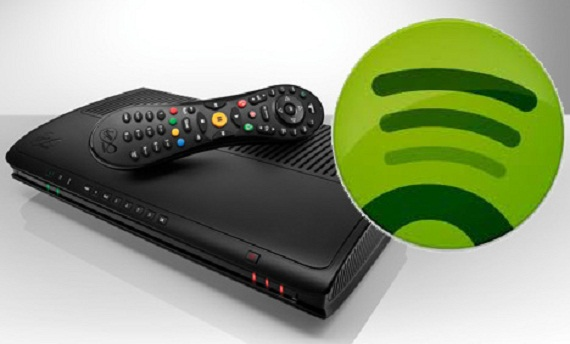 VatorNews | Spotify pilots integration with Tivo in U K