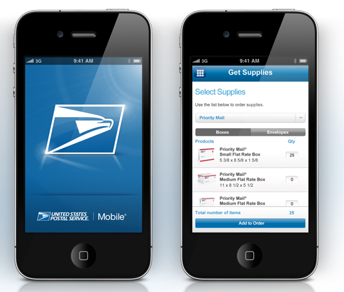 VatorNews | Yawner: US postal service launches package-tracking app