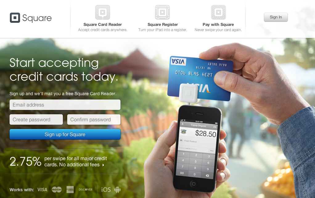 VatorNews | Square nabs Salesforce exec, reaches $6B+ in payments