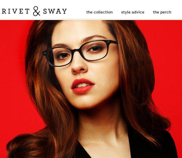 0022fb27fc Rivet   Sway bags  2M for women s prescription glasses