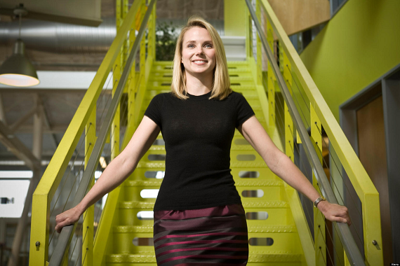 VatorNews | Marissa Mayer tops CEOs ranked by stock performance
