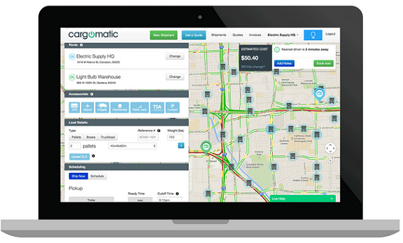 Cargomatic gets $8M to modernize the trucking industry ...
