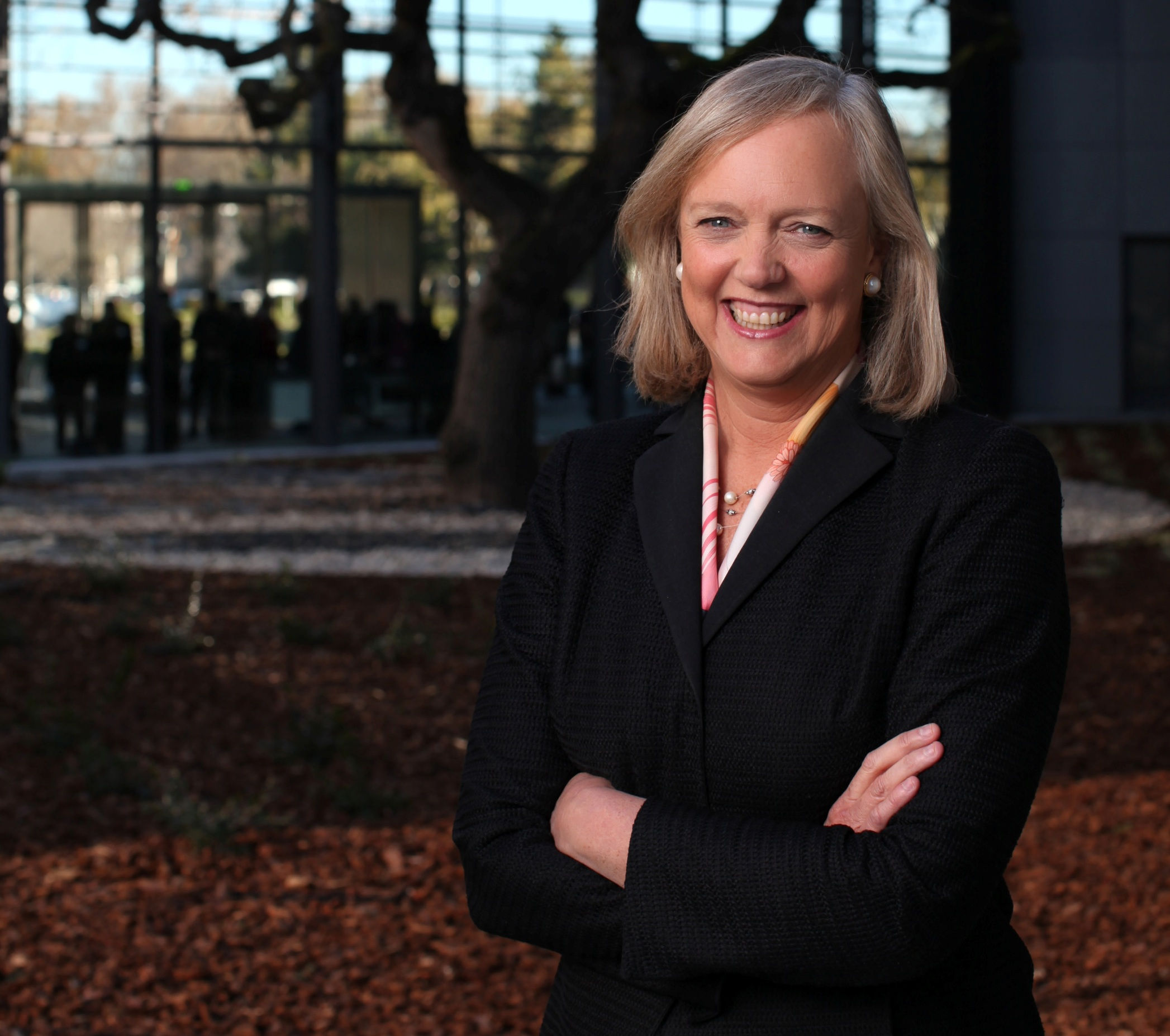 Meg Whitman, HP CEO