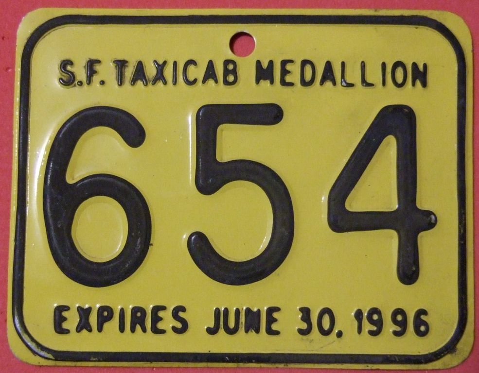 VatorNews | Taxi medallions not totally worthless, in spite