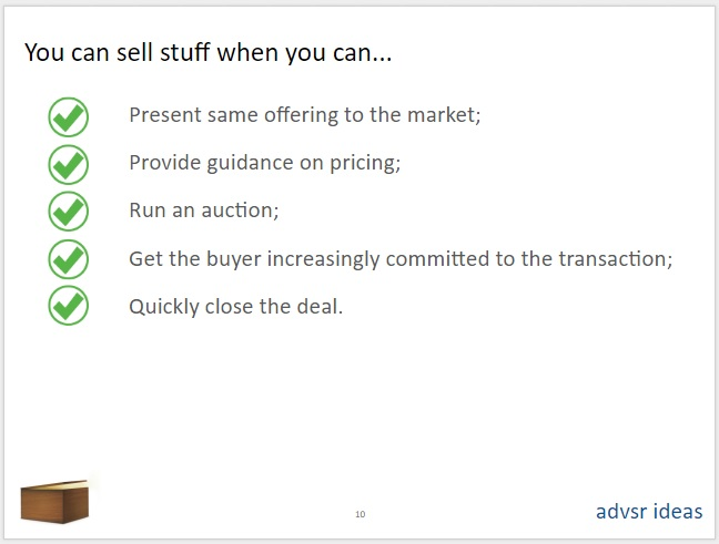 MBP - Sell Stuff