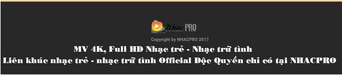 banner nhacpro