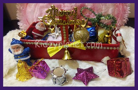 Waste Craft Ideas | Homemade Gifts For Christmas
