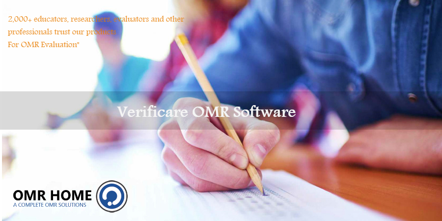 Verificare omr sheet checking software