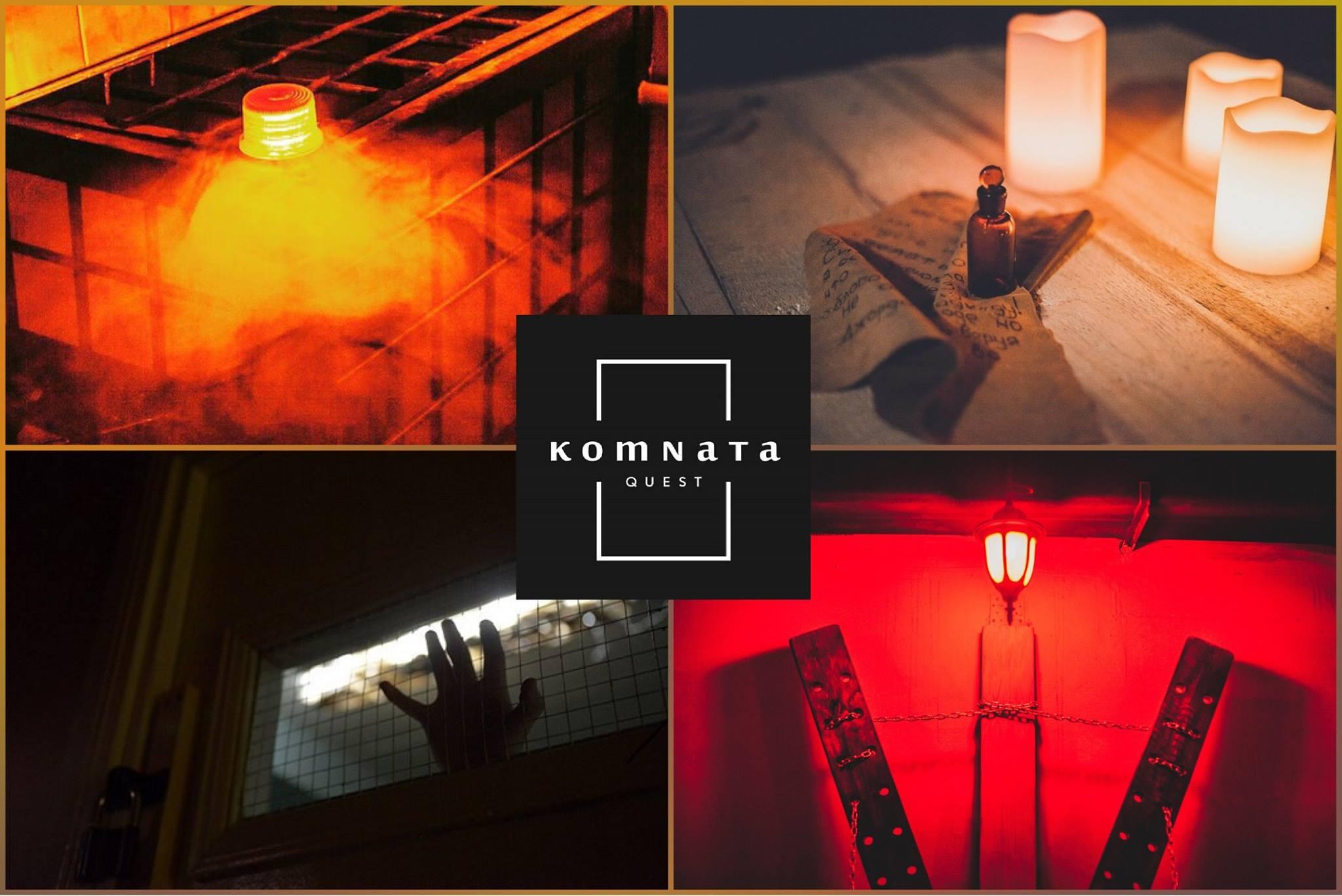 Escape room company, Komnata, announces new locations in London