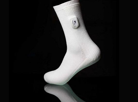 Siren raises $3.4 million for smart socks that track diabetic health