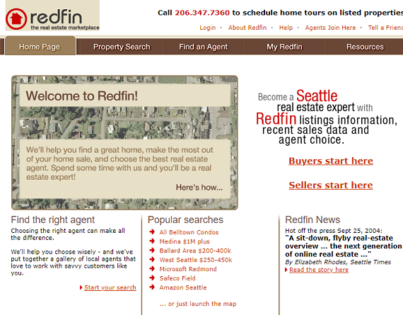 VatorNews | When Redfin was young: the early years