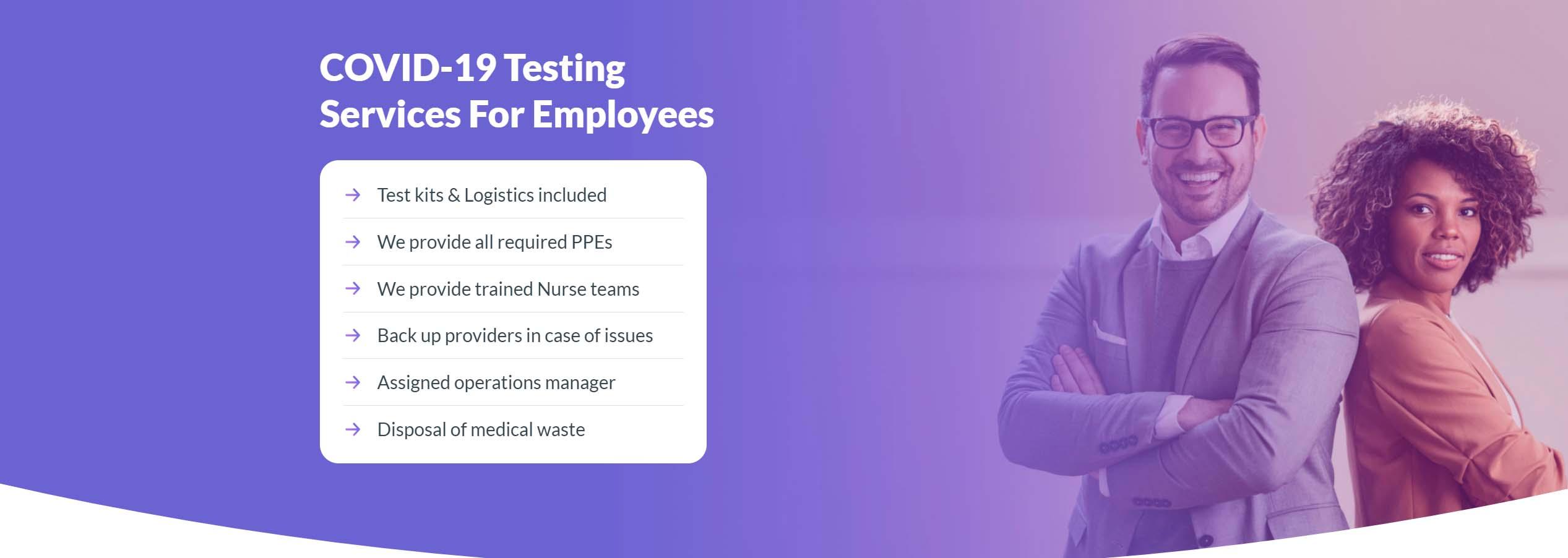 truecare24 covid testing
